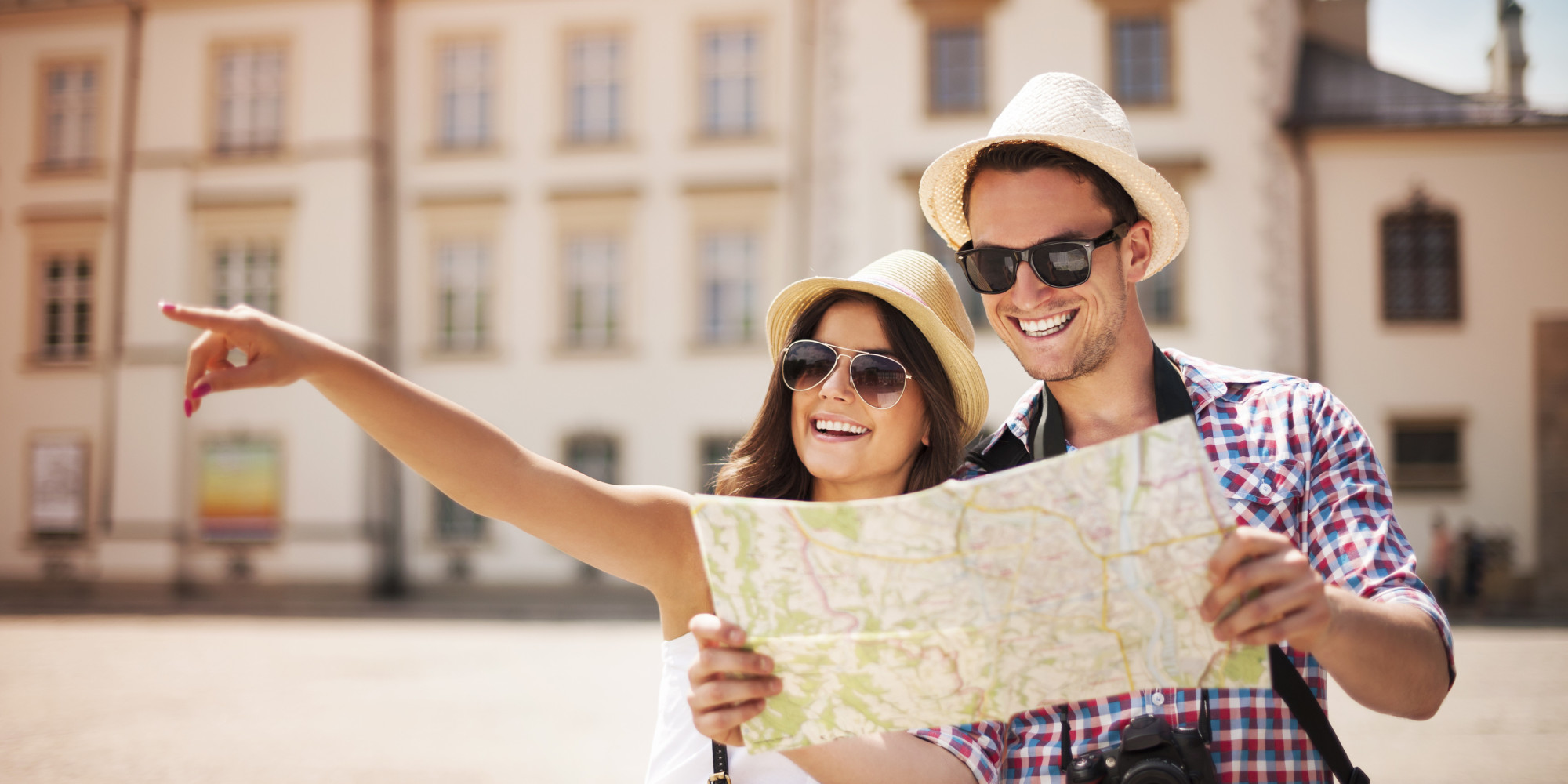 Enjoy the benefits of tourist attention