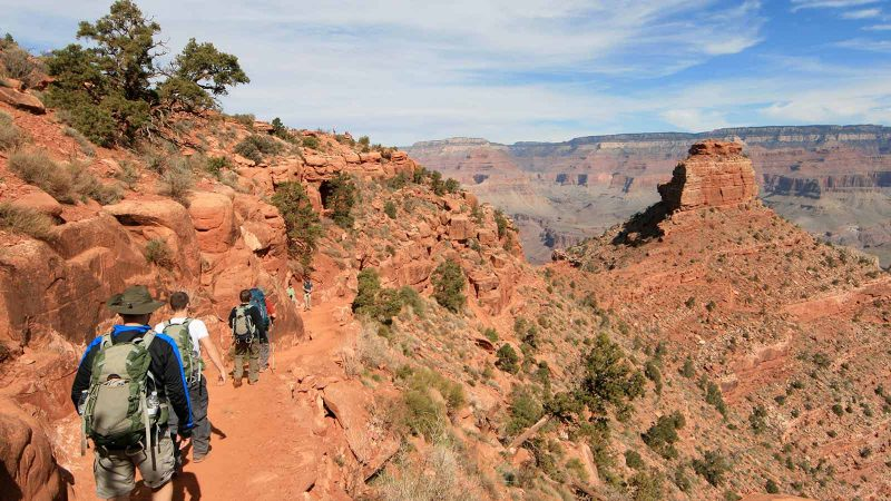 More About Grand Canyon Hiking Trips